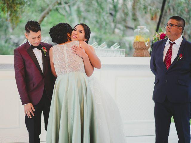 El matrimonio de Pau y Cris en Cieneguilla, Lima 99