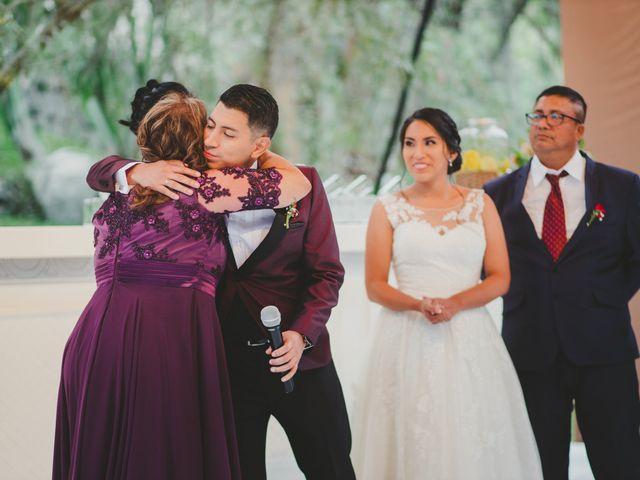 El matrimonio de Pau y Cris en Cieneguilla, Lima 102