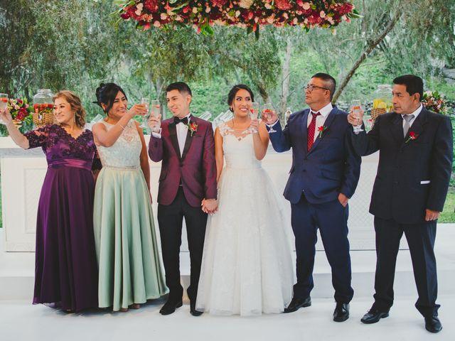 El matrimonio de Pau y Cris en Cieneguilla, Lima 104