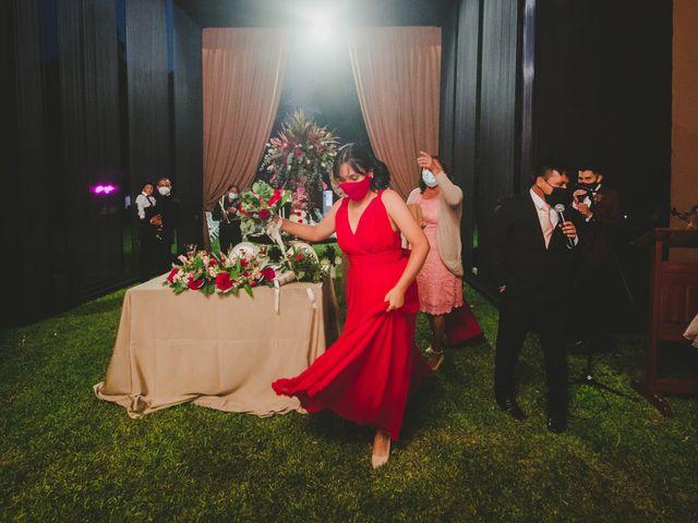El matrimonio de Pau y Cris en Cieneguilla, Lima 110