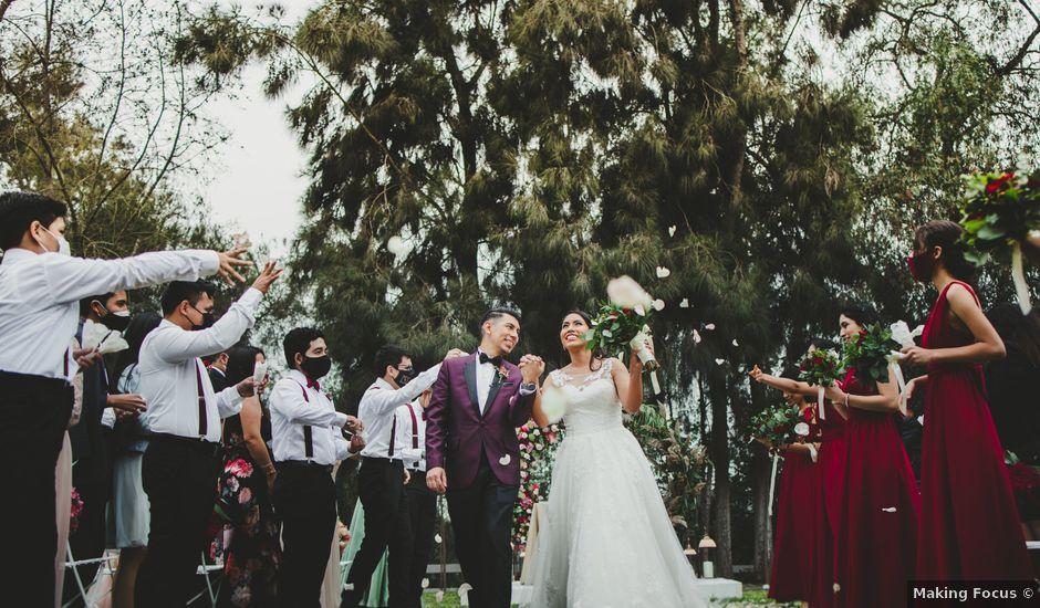 El matrimonio de Pau y Cris en Cieneguilla, Lima
