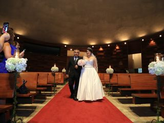 El matrimonio de Ibis y Ángel 1