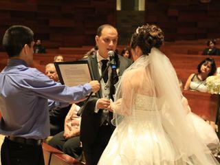 El matrimonio de Ibis y Ángel 3