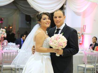 El matrimonio de Ibis y Ángel