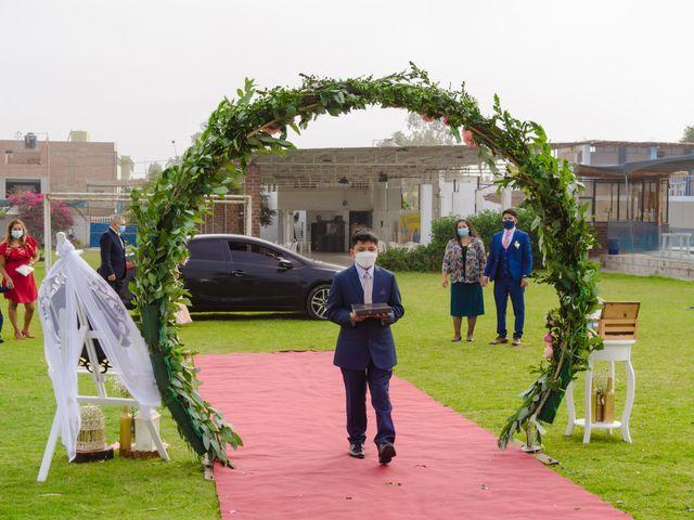 El matrimonio de Frank y Daniela en Chincha Alta, Ica 11