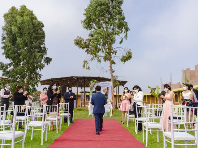 El matrimonio de Frank y Daniela en Chincha Alta, Ica 12