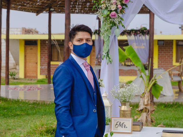 El matrimonio de Frank y Daniela en Chincha Alta, Ica 13