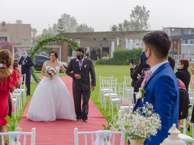 El matrimonio de Frank y Daniela en Chincha Alta, Ica 14