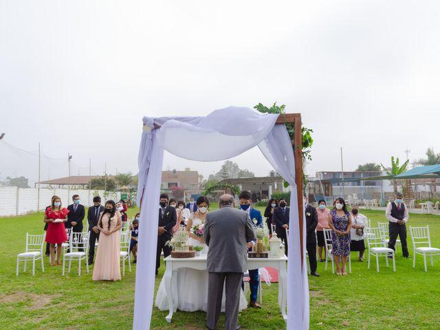 El matrimonio de Frank y Daniela en Chincha Alta, Ica 15