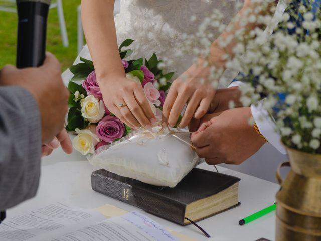 El matrimonio de Frank y Daniela en Chincha Alta, Ica 16