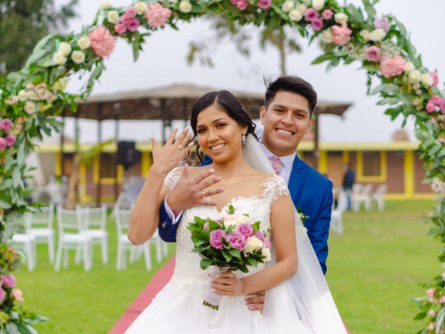 El matrimonio de Frank y Daniela en Chincha Alta, Ica 17