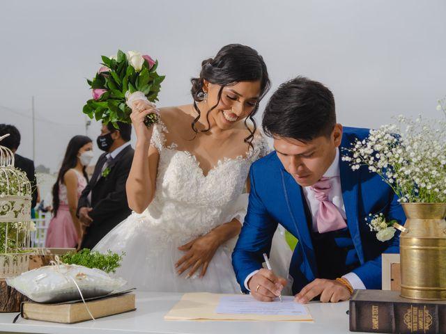 El matrimonio de Frank y Daniela en Chincha Alta, Ica 22