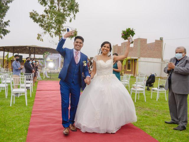 El matrimonio de Frank y Daniela en Chincha Alta, Ica 24
