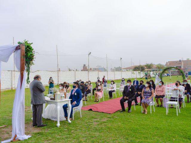 El matrimonio de Frank y Daniela en Chincha Alta, Ica 25