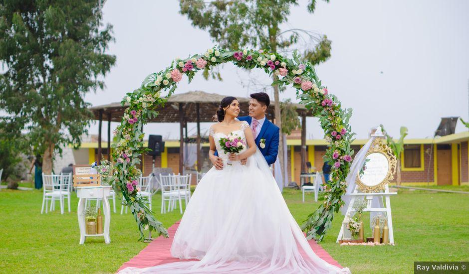 El matrimonio de Frank y Daniela en Chincha Alta, Ica