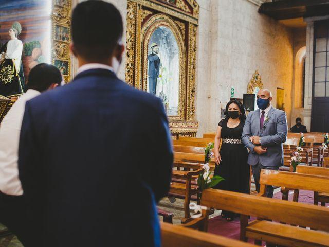 El matrimonio de Romina y Percy en Yanahuara, Arequipa 42