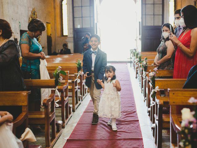 El matrimonio de Romina y Percy en Yanahuara, Arequipa 43