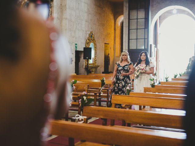 El matrimonio de Romina y Percy en Yanahuara, Arequipa 45