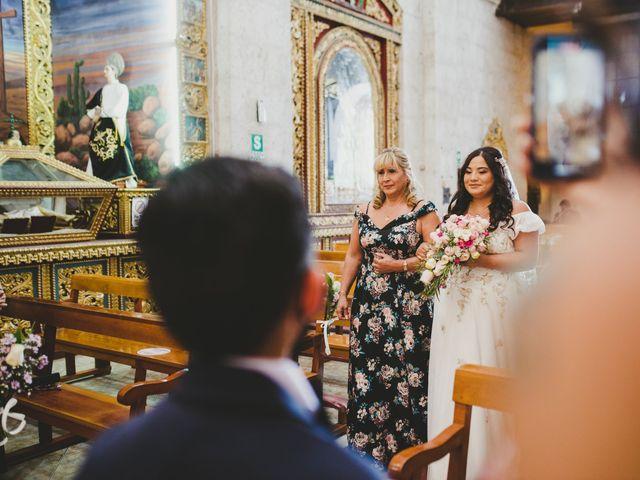 El matrimonio de Romina y Percy en Yanahuara, Arequipa 47