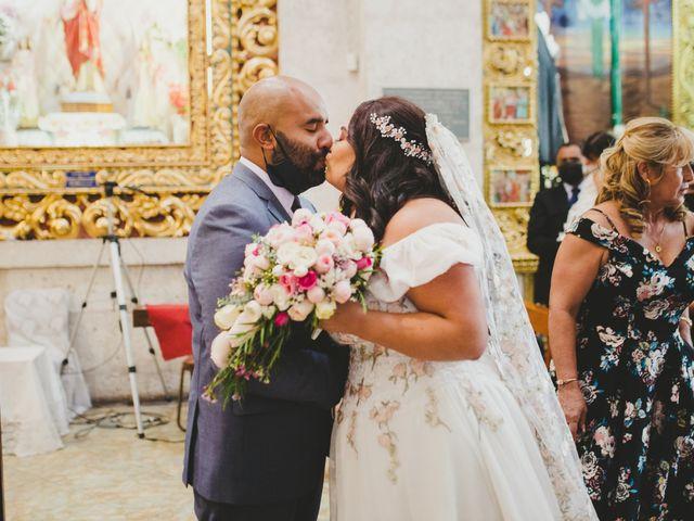El matrimonio de Romina y Percy en Yanahuara, Arequipa 49