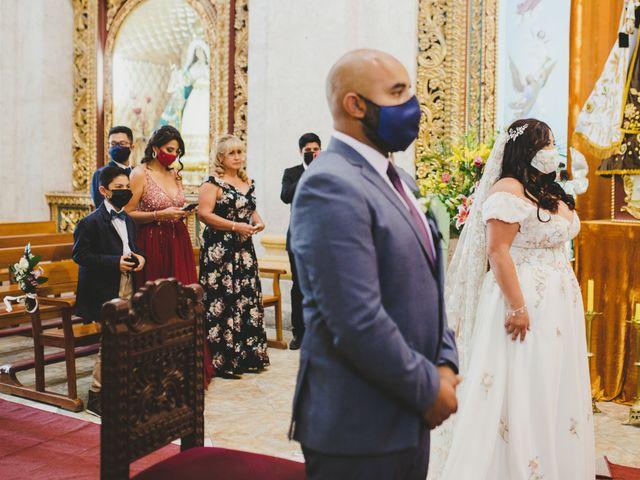 El matrimonio de Romina y Percy en Yanahuara, Arequipa 51