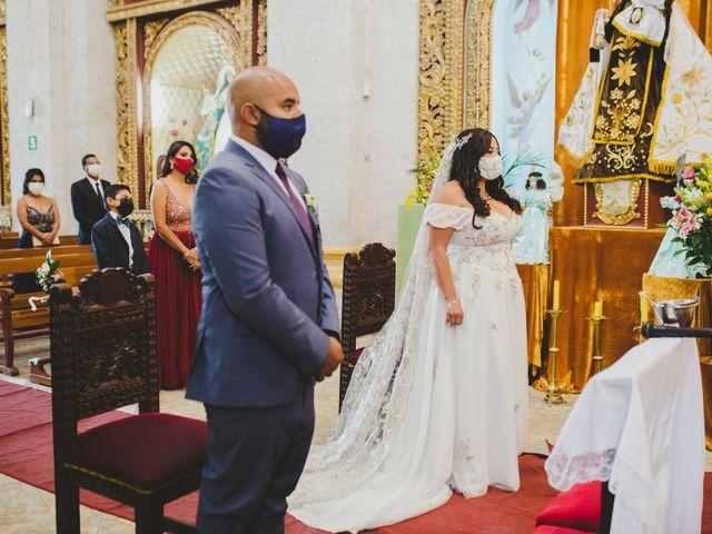 El matrimonio de Romina y Percy en Yanahuara, Arequipa 54