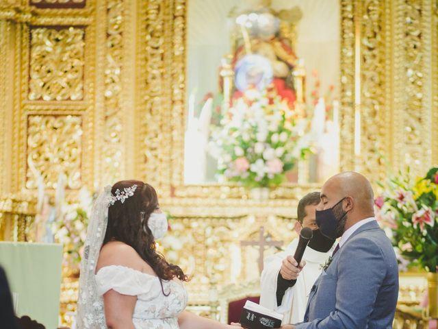 El matrimonio de Romina y Percy en Yanahuara, Arequipa 55
