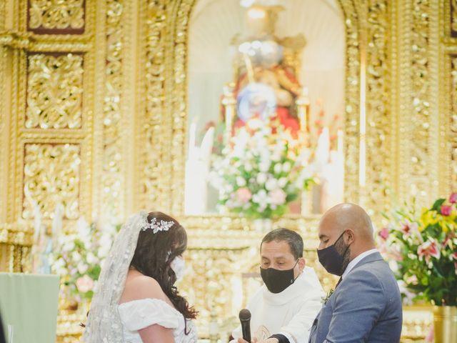El matrimonio de Romina y Percy en Yanahuara, Arequipa 56