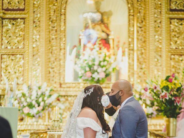 El matrimonio de Romina y Percy en Yanahuara, Arequipa 58