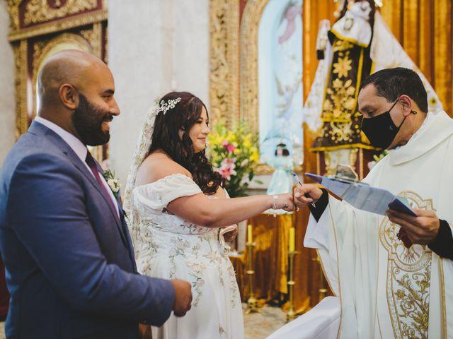 El matrimonio de Romina y Percy en Yanahuara, Arequipa 62