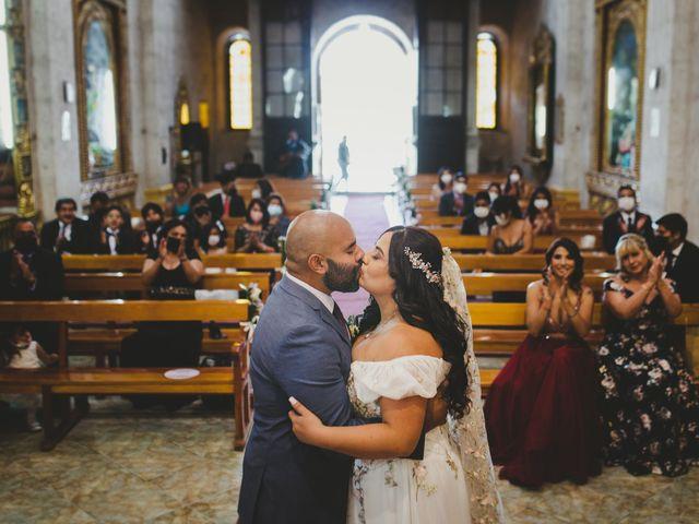 El matrimonio de Romina y Percy en Yanahuara, Arequipa 64