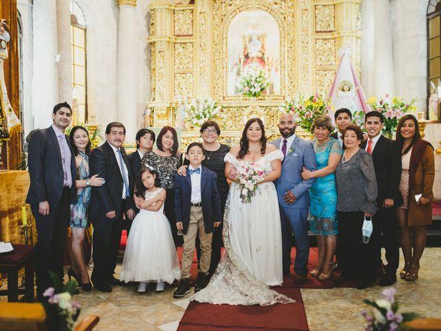 El matrimonio de Romina y Percy en Yanahuara, Arequipa 67