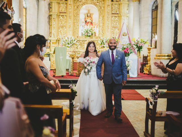 El matrimonio de Romina y Percy en Yanahuara, Arequipa 68
