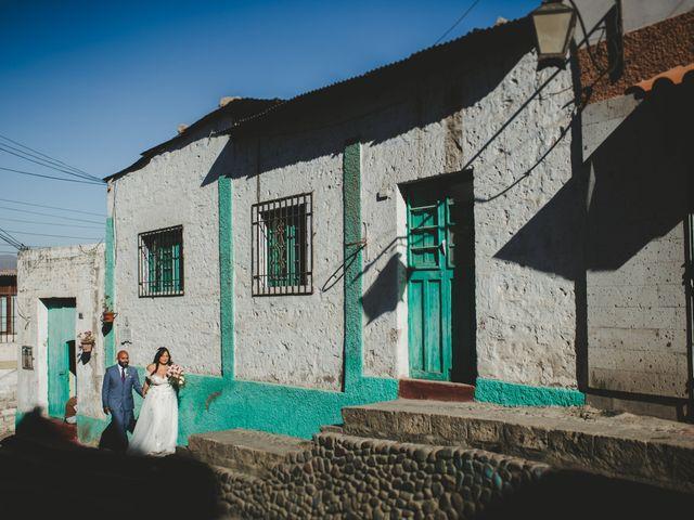 El matrimonio de Romina y Percy en Yanahuara, Arequipa 74