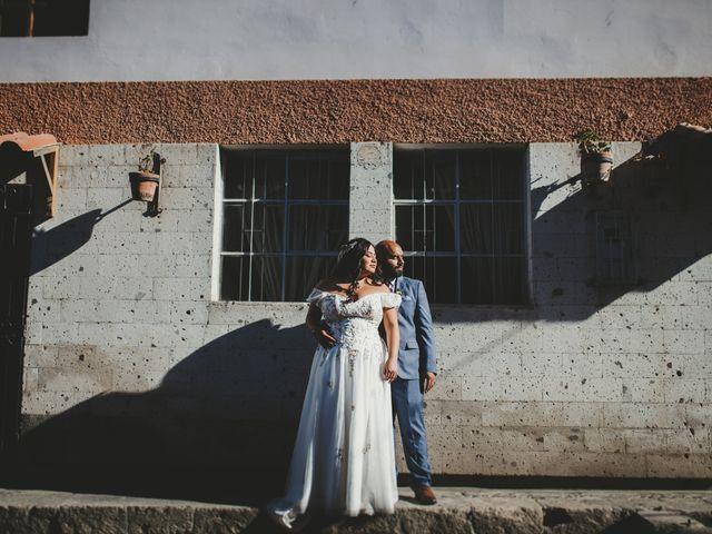 El matrimonio de Romina y Percy en Yanahuara, Arequipa 75