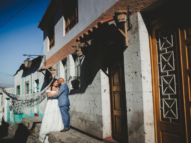 El matrimonio de Romina y Percy en Yanahuara, Arequipa 76