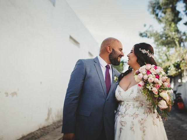 El matrimonio de Romina y Percy en Yanahuara, Arequipa 80