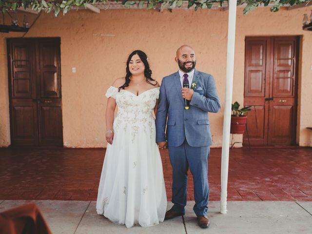 El matrimonio de Romina y Percy en Yanahuara, Arequipa 85
