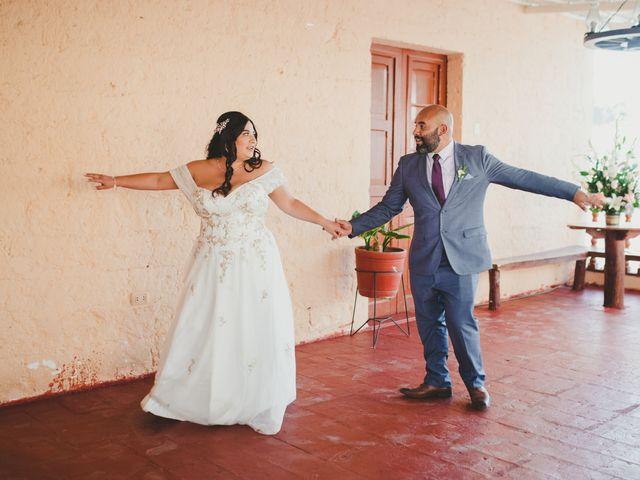 El matrimonio de Romina y Percy en Yanahuara, Arequipa 92