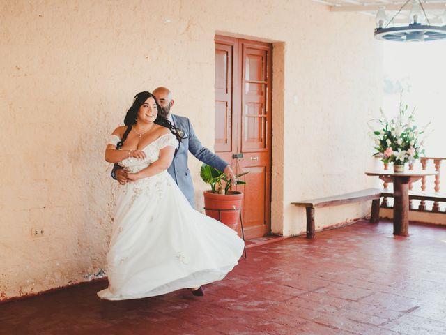 El matrimonio de Romina y Percy en Yanahuara, Arequipa 93