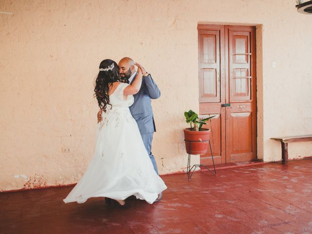El matrimonio de Romina y Percy en Yanahuara, Arequipa 94