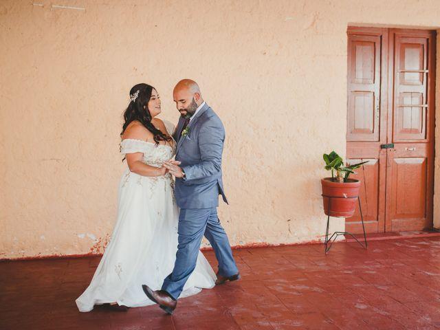 El matrimonio de Romina y Percy en Yanahuara, Arequipa 95