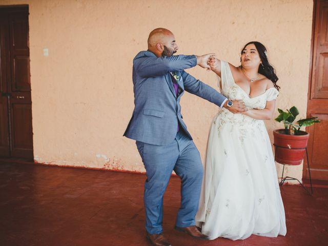 El matrimonio de Romina y Percy en Yanahuara, Arequipa 96