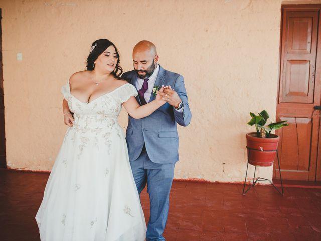 El matrimonio de Romina y Percy en Yanahuara, Arequipa 98