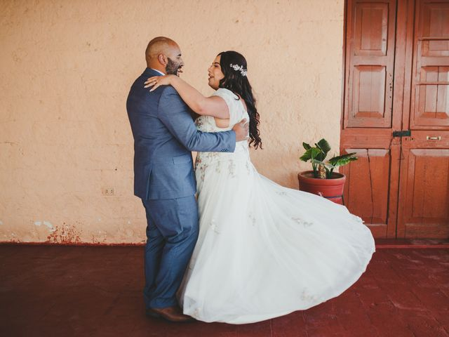 El matrimonio de Romina y Percy en Yanahuara, Arequipa 99
