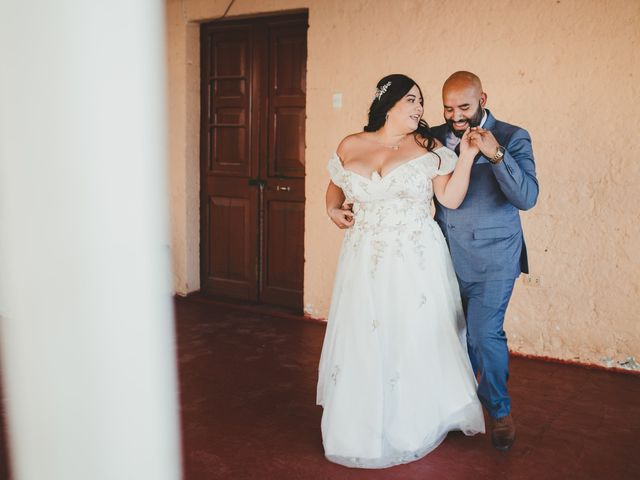 El matrimonio de Romina y Percy en Yanahuara, Arequipa 101