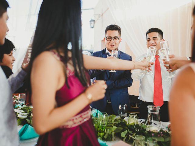 El matrimonio de Romina y Percy en Yanahuara, Arequipa 114