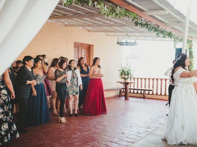 El matrimonio de Romina y Percy en Yanahuara, Arequipa 118