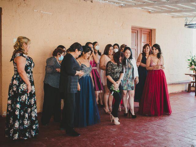 El matrimonio de Romina y Percy en Yanahuara, Arequipa 119