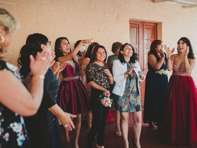 El matrimonio de Romina y Percy en Yanahuara, Arequipa 120